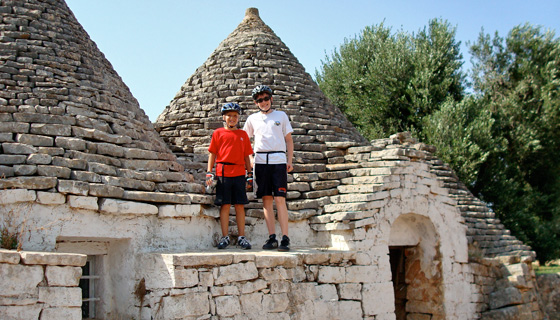 Puglia Family Bike Tour